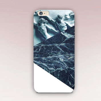 Marble Art Phone Case For - iPhone 6 Case - iPhone 5 Case - iPhone 4 Case - Samsung S4 Case - iPhone 5C - Tough Case - Matte Case - Samsung