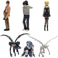 Death Note Trading Action Figure Set