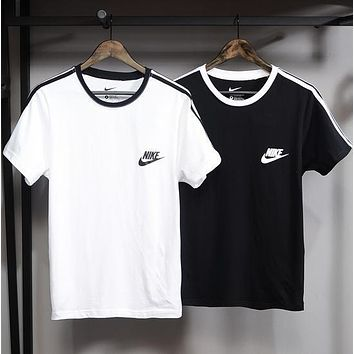 charmvip Nike Men and Women Classic Tee Shirt T-shirt One-nice™