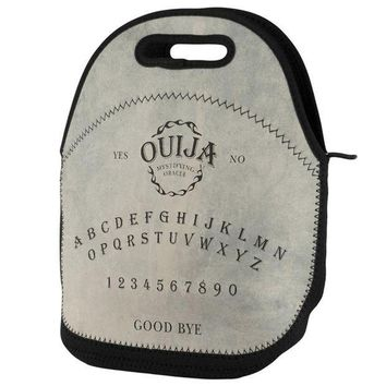 PEAPGQ9 Halloween Ouija Board Lunch Tote Bag