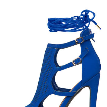Bria (Royal Blue)- FINAL SALE