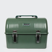 Classic Lunch Box - green