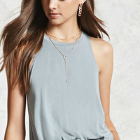 Flowy Fit Muscle Tee