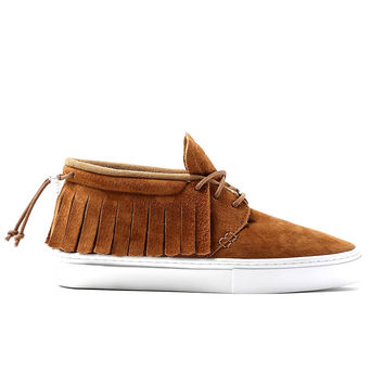 Clear Weather - The One-O-One - Comanche Honey Suede