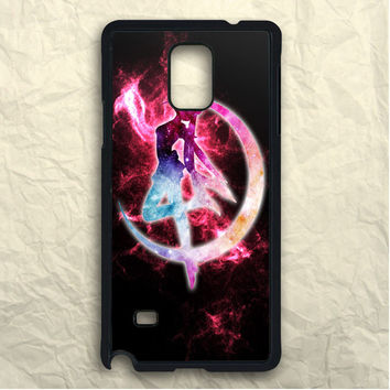 Red Nebula Sailormoon Samsung Galaxy Note 3 Case
