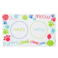 Grreat Choice® Cat Placemat