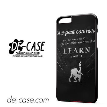 Rafiki Lion King Quote DEAL-9106 Apple Phonecase Cover For Iphone 6/ 6S Plus