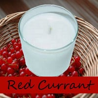 Red Currant Scented Candle in Tumbler 13 oz