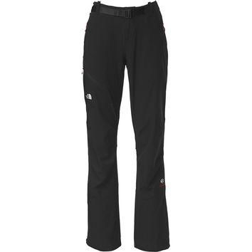 The North Face Alpinisto Softshell Pant - Women's Tnf Black,