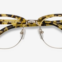 Concorde | Brown/Silver | Women Acetate Eyeglasses | EyeBuyDirect