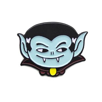 Vamp Boy Pin