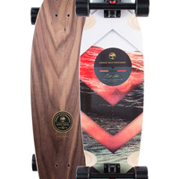 ARBOR Rally Walnut Skateboard | Longboards & Cruisers