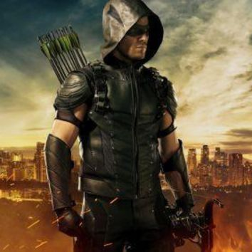 Arrow poster Metal Sign Wall Art 8in x 12in