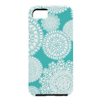 Heather Dutton Delightful Doilies Tiffany Cell Phone Case