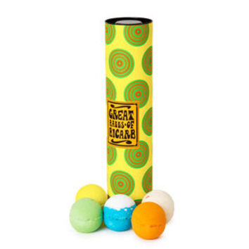 Great Balls Of Bicarb - Yellow Wrapped Gift
