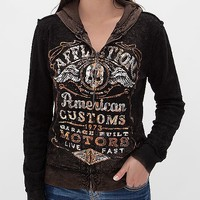 Affliction American Customs Barrel Aged Sweatshirt