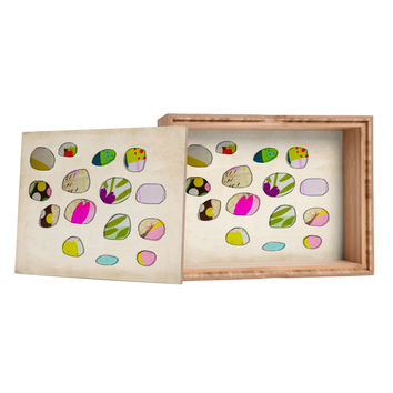 Natalie Baca Circles In Spring Jewelry Box