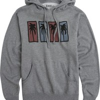 LINED UP PULLOVER FLEECE