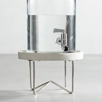 MONTAUK DRINK DISPENSER STAND