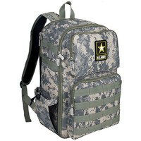 Wildkin U.S. Army Intrepid Backpack (Green)