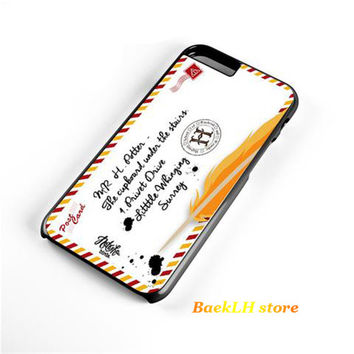HARRY POTTER LETTER cell phone case cover for Samsung Galaxy S3 S4 S5 s6 s6 edge s7 s7 edge note 3 note 4 note 5 &pp138