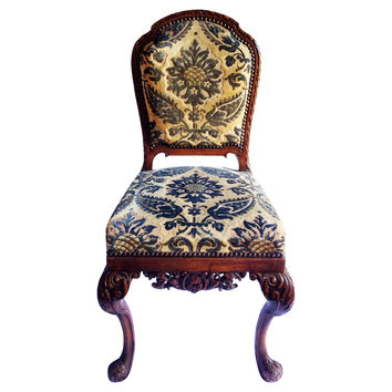 Antique French  Carved    Chair
