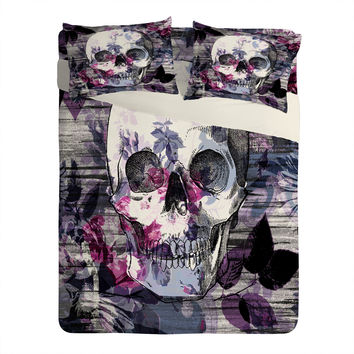 Zoe Wodarz Dark Beauty Duvet Cover