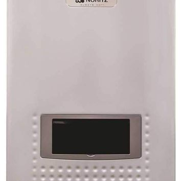 Noritz® Indoor Direct Vent Natural Gas Tankless Water Heater, 199,000 Btu, 11.1 Gpm