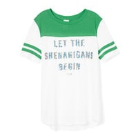 St. Paddy's Perfect Legging Tee - PINK - Victoria's Secret