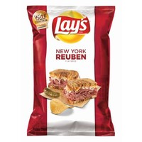 Lay's Do Us a Flavor Finalist Flavor #2 Potato Chips, 8 oz - Walmart.com