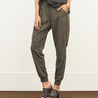 Lightweight Military Joggers