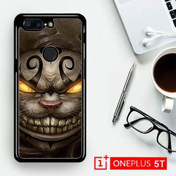 Alice Madness Returns Cheshire Cat Z0999  OnePLus 5T / One Plus 5T Case