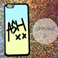 5 Sos Ashton Irwin Signature Color - cover case for iPhone 4|4S|5|5C|5S|6|6 Plus Note 2|3 Samsung Galaxy S3|S4|S5 Htc One M7|M8
