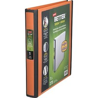 "1"" Staples® Better® View Binders with D-Rings 