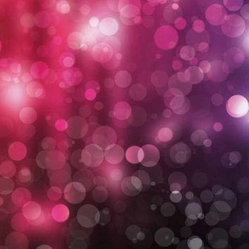 Bokeh Red Purple Vinyl Backdrop - 6x8 - LCCR1459 - LAST CALL