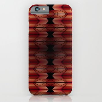 Geometric pattern V1 iPhone & iPod Case by VanessaGF