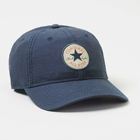 Navy Converse Curved Peak