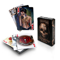 Alchemy Gothic Bicycle Playing Cards