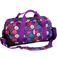 Peace Signs Duffel Bag - 25212