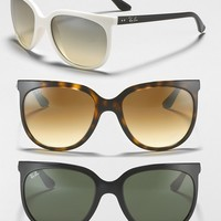 Ray-Ban Oversized Cat Eye Sunglasses | Bloomingdale's