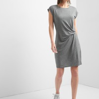 Gathered-waist dress | Gap