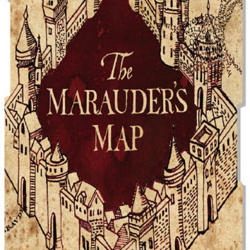 Harry Potter Marauders Map Cover For BlackBerry Z10 Z30 Q10 For Samsung Galaxy S3 S4 S5 Mini S6 S7 Edge Note 3 4 5 Phone Case
