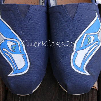 Seattle Seahawk TOMS