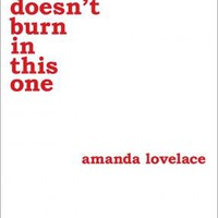 the witch doesn't burn in this one : Amanda Lovelace : 9781449489427