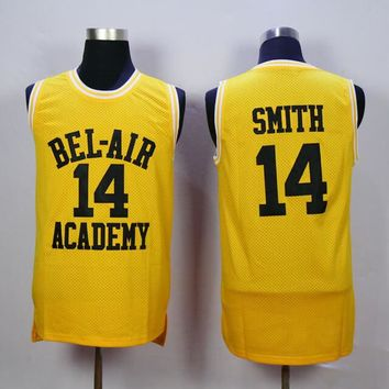 Free Will Smith Bel Air Academy Basketball Jersey