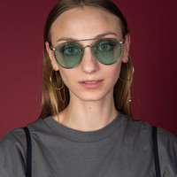 Rockstar Planet Sunglasses | Green