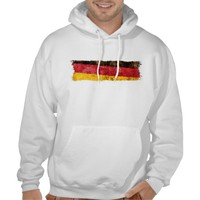 German Flag Pullover from Zazzle.com