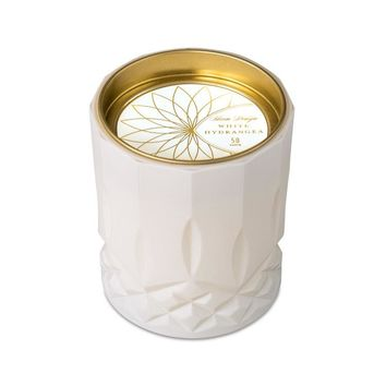 Axiom White Hydrangea Candle