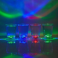 LED Color Shot Glasses Set - Urban Outfitters