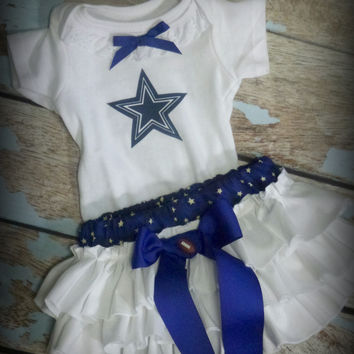 promo code 3a86c cc927 Shop Dallas Cowboys Baby on Wanelo